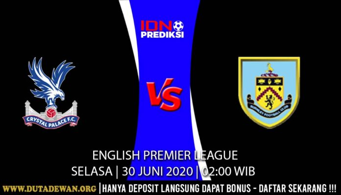 Prediksi-Pertandingan-Crystal-Palace-VS-Burnley